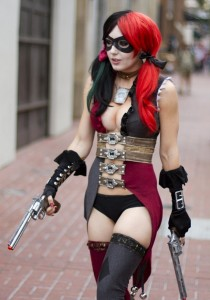 Hottest cosplay girls in London