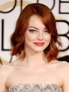 Emma stone hot attractive redhead