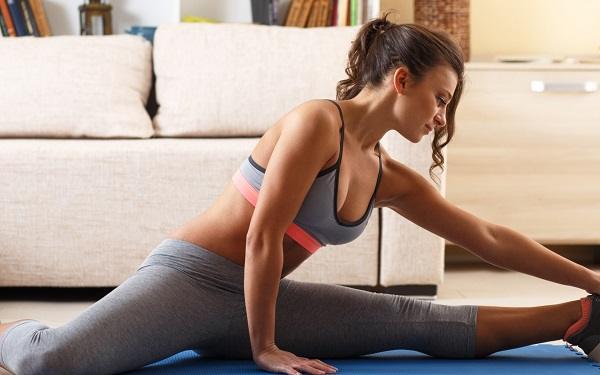 sexy gym girl