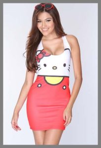 love Hello Kitty - Asian babes