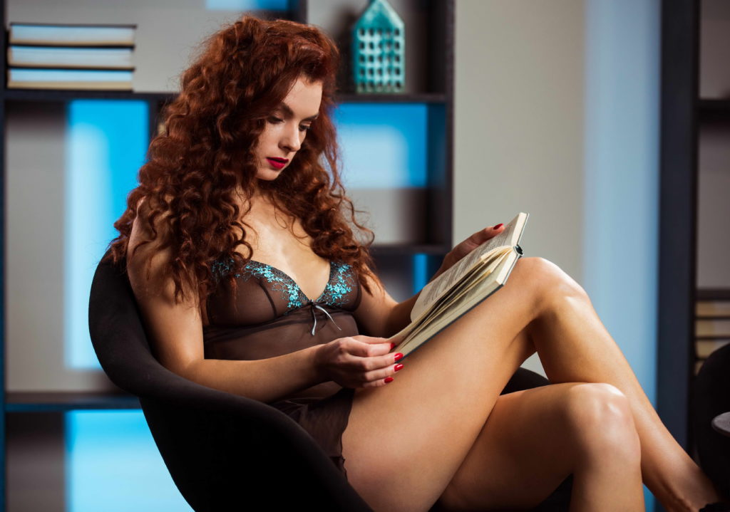 Breathtaking Redhead - The Website With Very Cheap London Escorts
