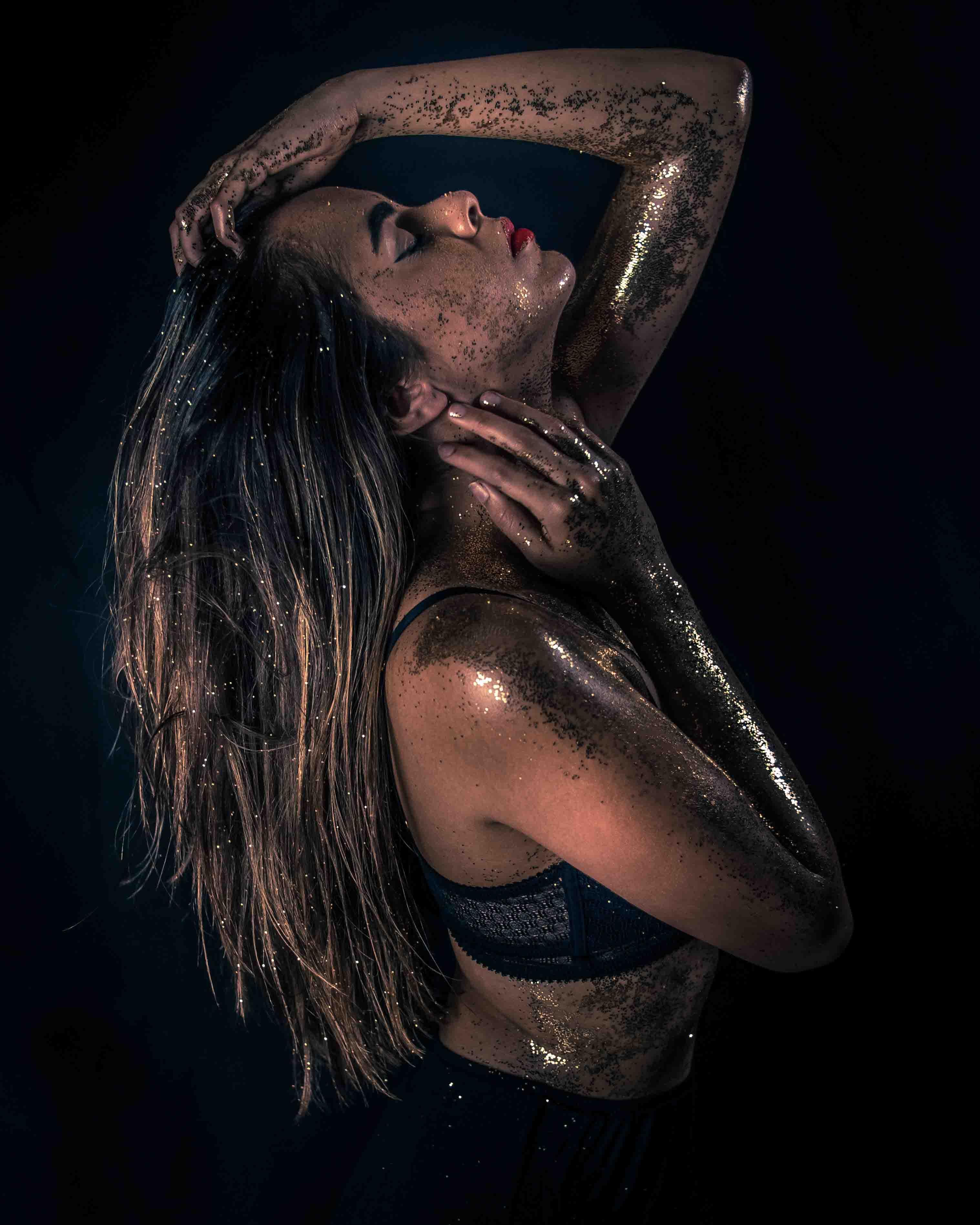 Black escorts - sexy lady