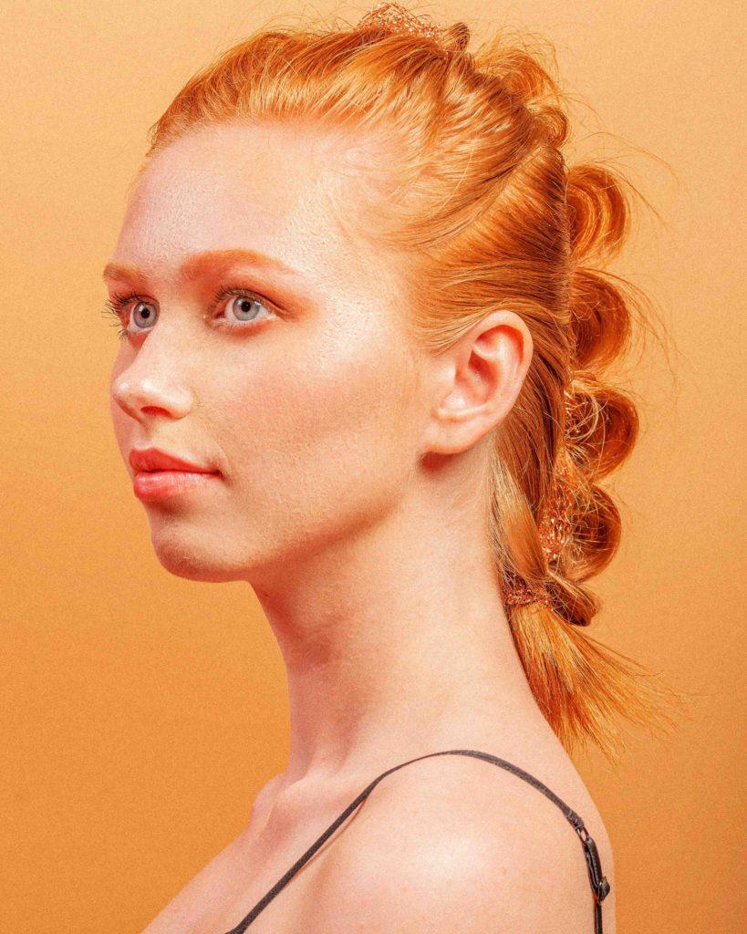 Golden escorts - redhead