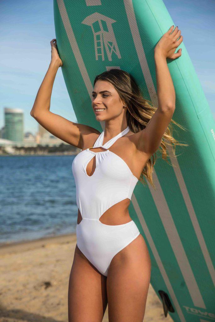 Stanmore escorts - sexy girl in bikini